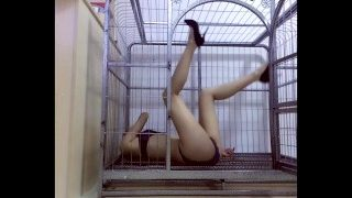 ASMR【中文音声·自慰榨精专用】病娇少女软禁你想和你合体-同人音声
