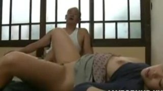 Japanese Wife Cheat Her Husband With Neighbor