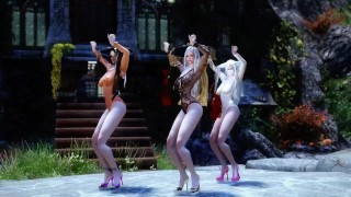 上古卷轴 舞蹈