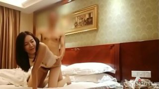 Spy sex video with a young hooker from Shanghai, China